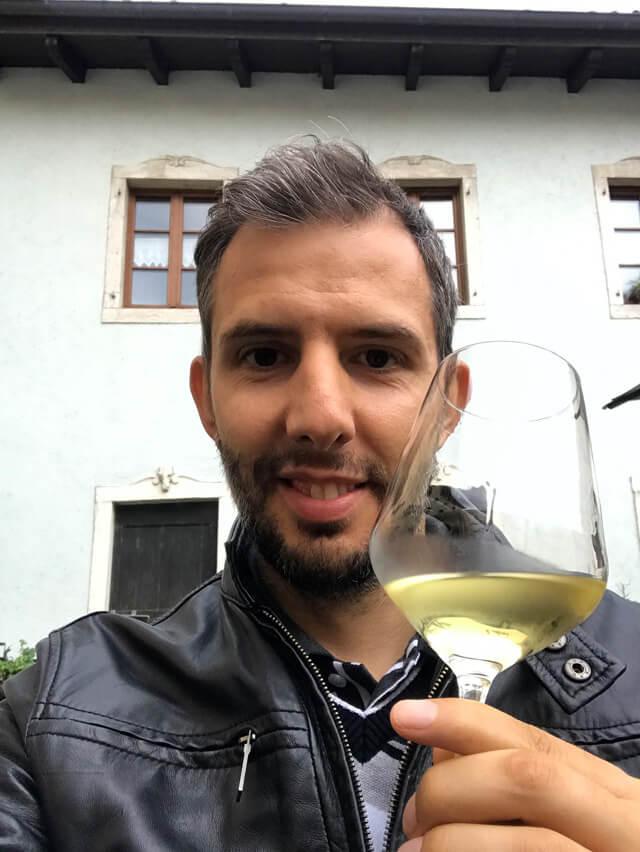 Nella Cantina Salizzoni a Calliano puoi fare degustazioni di vino trentino