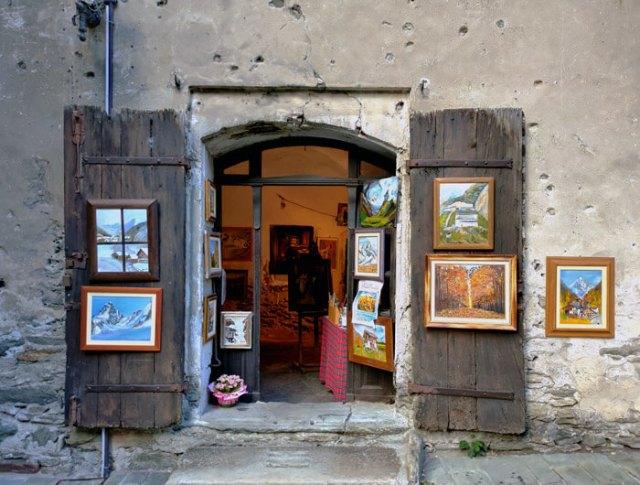 Il borgo di Bard è uno dei più belli d'Italia
