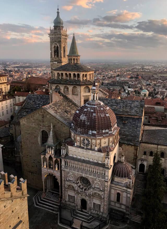 In Città Alta a Bergamo scatti le foto instagram più belle della Lombardia