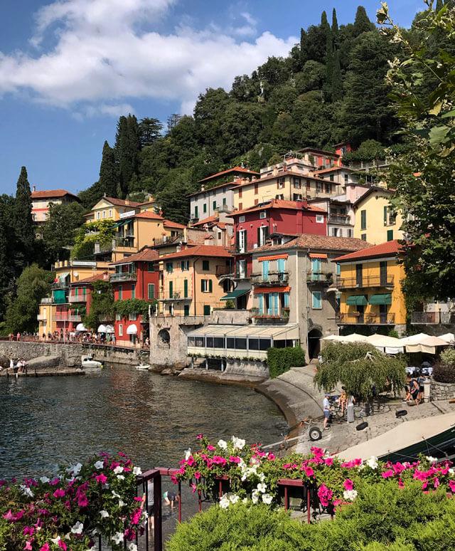 Varenna è uno dei posti da fotografare in Lombardia