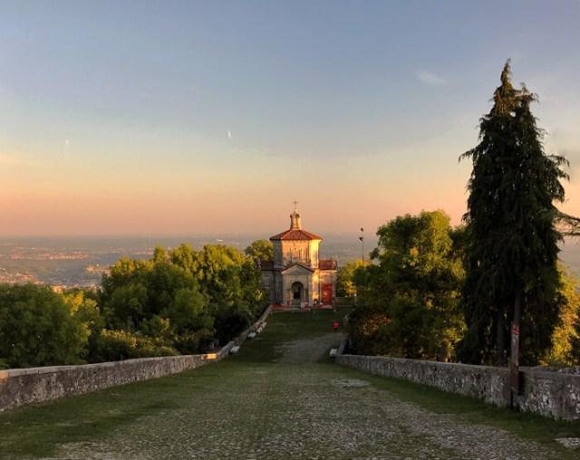 Il Sacro Monte di Varese è un posto da fotografare in Lombardia