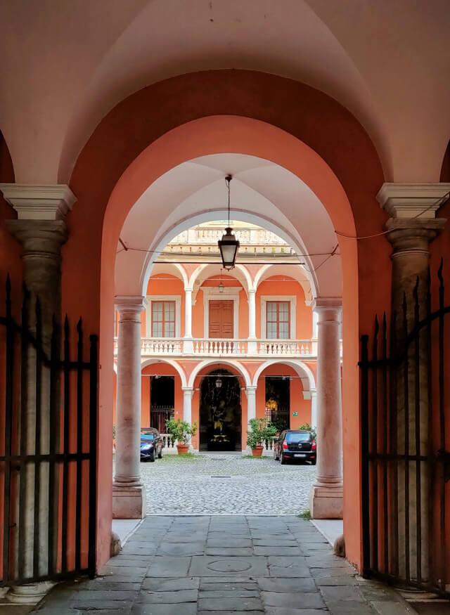 Il Palazzo Ducale è da visitare a Massa