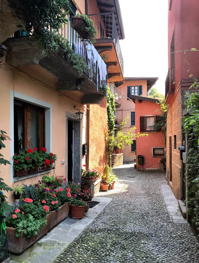 Pescallo è la frazione più bella e pittoresca di Bellagio