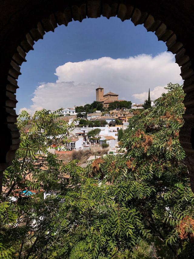 Cosa visitare a Granada? Il Palazzo di Dar al-Horra