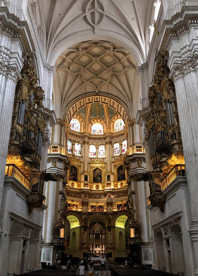 La Cattedrale di Granada è un monumento da visitare