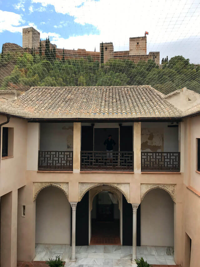 La Casa di Zafra è da vedere a Granada in 3 giorni