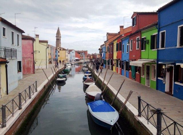 Burano è tra i posti più belli del Veneto da vedere