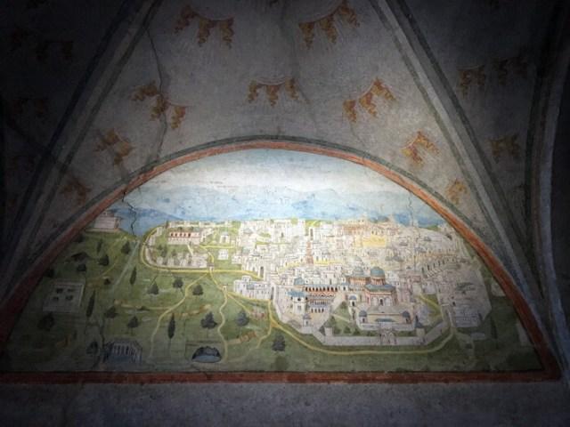 La chiesa di Santa Maria degli Angioli di Lugano è da vedere in Ticino