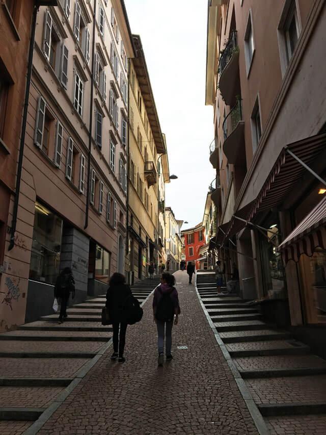 La Salita Chiattone è un angolo splendido di Lugano Centro