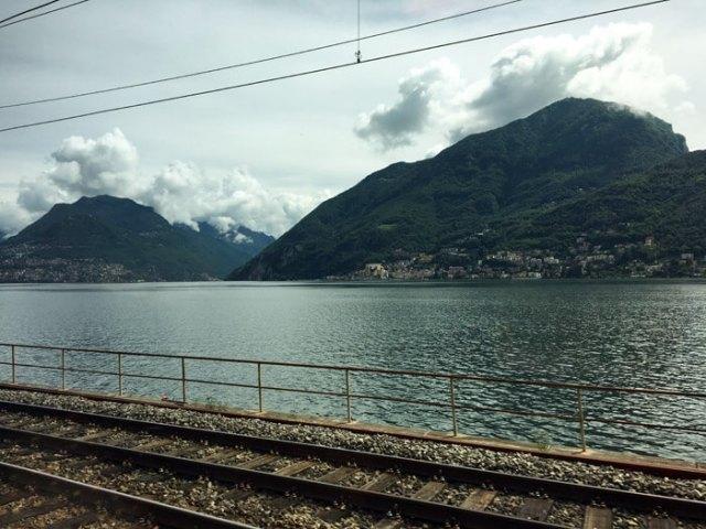 Ho fatto una gita fuori porta in Ticino in treno a Bellinzona e Lugano