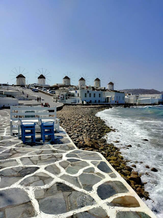 Consigli per una vacanza a Mykonos, uno dei posti più belli d'Europa