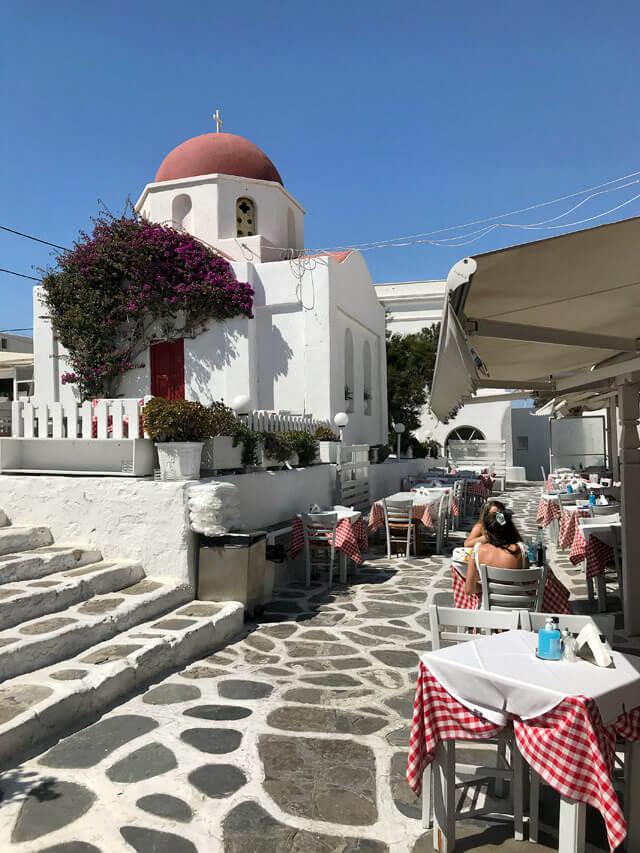 Una vacanza a Mykonos è da sogno: è la più bella isola greca