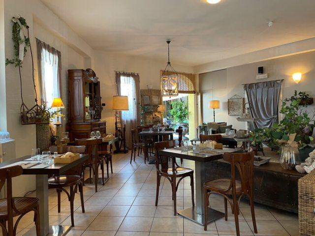 Dove mangiare a Cernobbio? Al ristorante dell'Hotel San Giuseppe