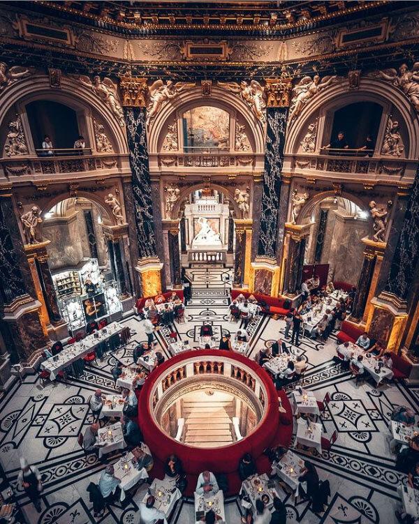 Il Kunsthistorisches Museum di Vienna è uno dei musei più belli al mondo!