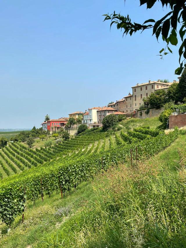 Neive nelle Langhe è uno dei borghi più belli d'Italia