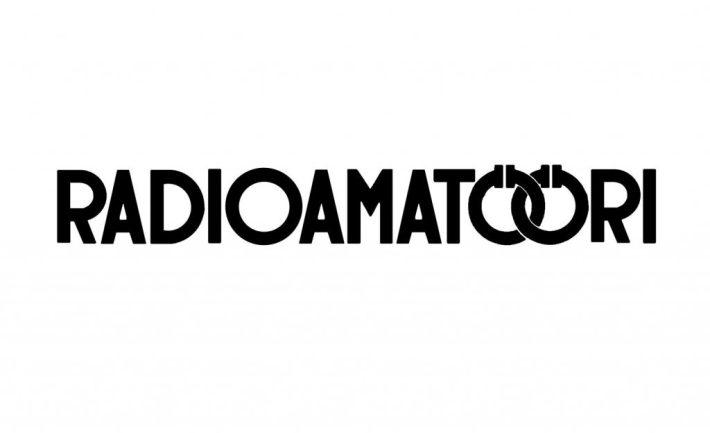 Radioamatööri-lehden logo.