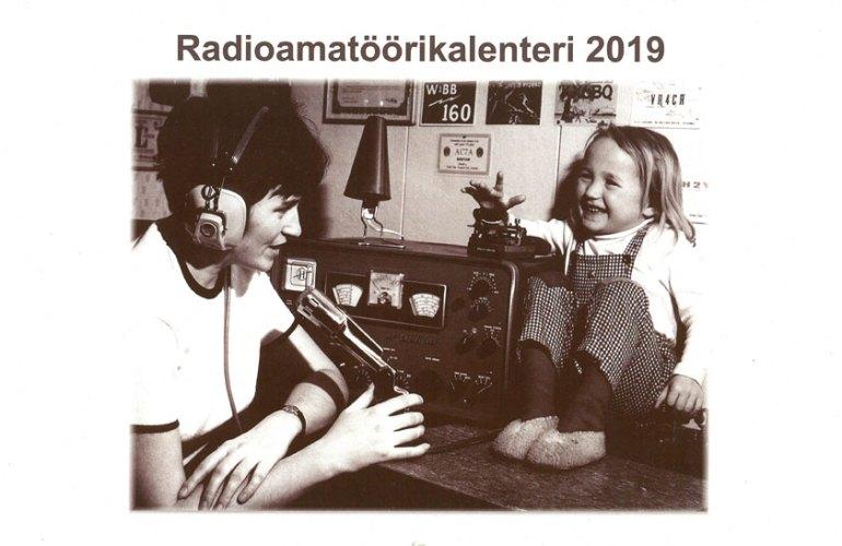 Radioamatöörikalenteri 2019