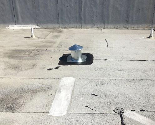 Negative Pressure - Roof