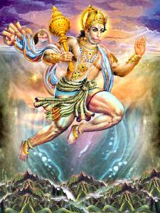 hanuman-flying