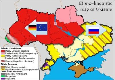 ukraine-divide