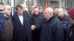 Srbi sa KiM ispred ustavnog suda