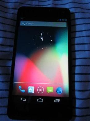 LG Nexus Prototip