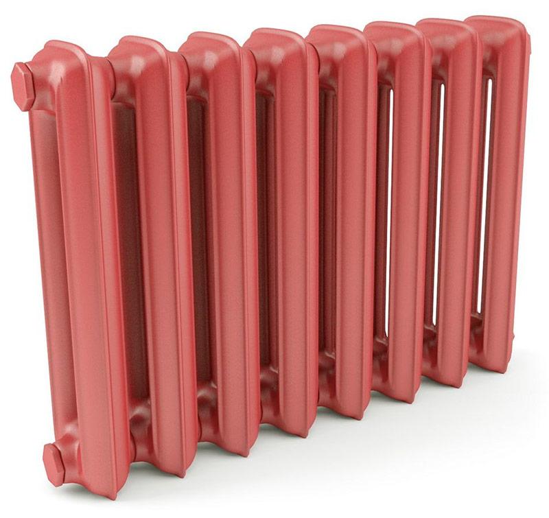 Radiador de aquecimento de ferro fundido MS-140