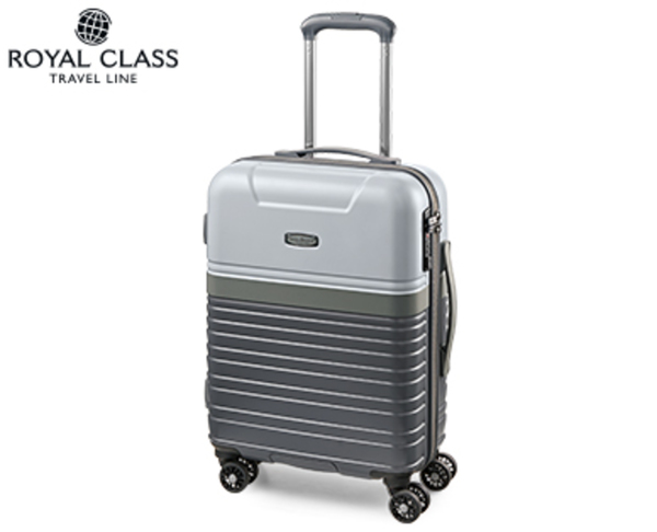 Royal Class Travel Line Trolley Boardcase Lightweight Von Aldi