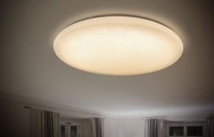 """Brilo XXL LED Deckenleuchte """"Sternenhimmel"""" von Norma ansehen"""