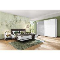Nolte Möbel Bett mit Nachttischen Concept Me 180 x 200 cm ...