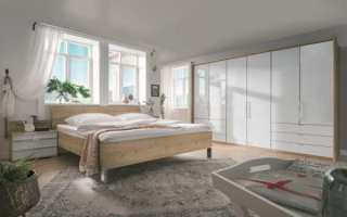 Wiemann   Schlafzimmer Loft in weiß/Bianco Eiche Optik von ...