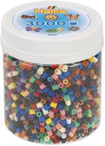 Hama 3245 Geschenkset Drachen 2 500 Midi Perlen Zubehor Hama