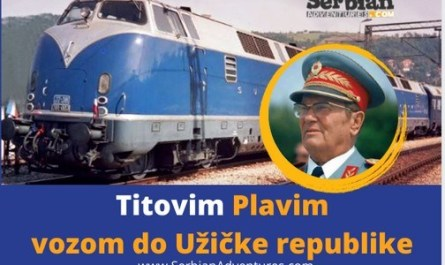 Titovim plavim vozom do Užičke republike