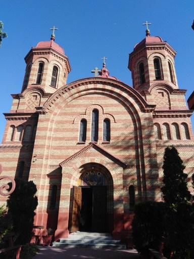 Rumunska pravoslavna crkva u Deliblatu