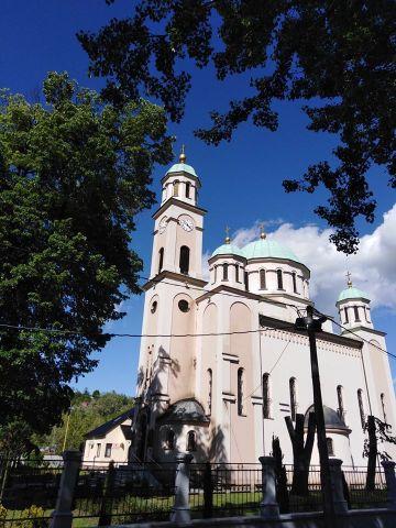 Pravoslavna crkva Uspenja Presvete Bogorodice u Tuzli