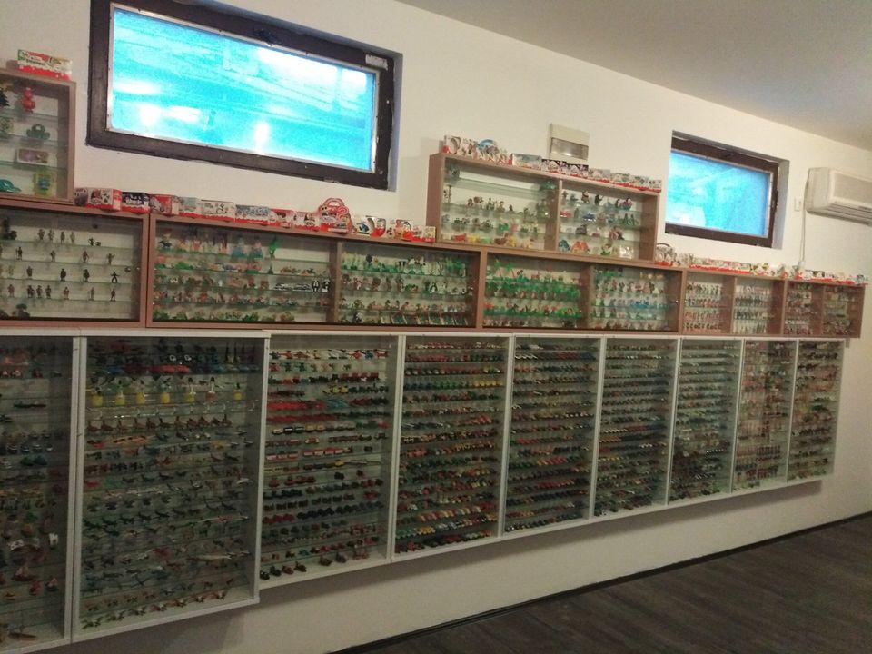 Muzej ''Kinder jaje'' igračaka