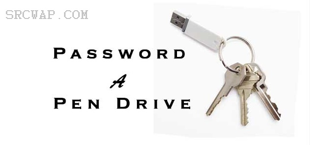 How To Protect USB Pen drive With Password