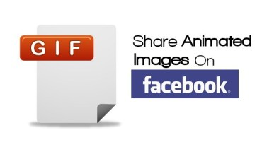 How To Share Animated GIF Images On Facebook 6
