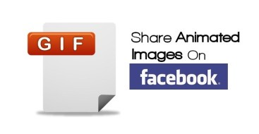 Animated Image Sharing On Facebook