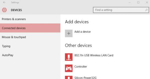Windows Drivers