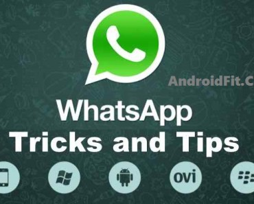 10 Latest Whatsapp Tips and Tricks You Should Know - 2016 2