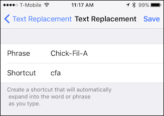 "How to Teach Your iPhone to Stop ""Fixing"" Irregular Words (3)"