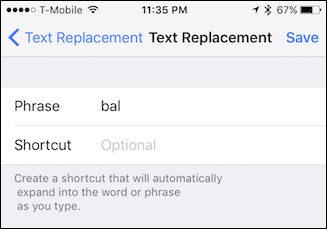 """How to Teach Your iPhone to Stop """"Fixing"""" Irregular Words (5)"""