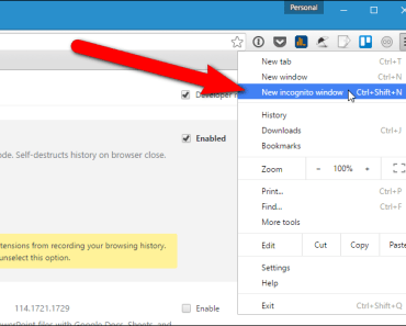 How to Temporarily Save Your Browsing History in Chrome's Incognito Mode 4