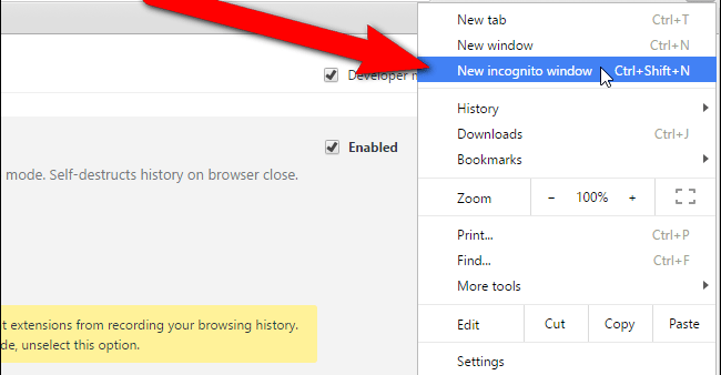 How to Temporarily Save Your Browsing History in Chrome's Incognito Mode 1