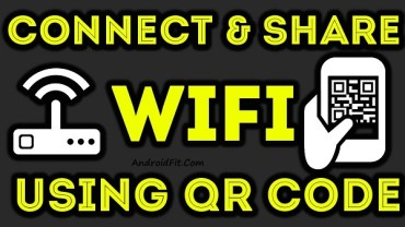 How to Generate QR Code for WiFi Password and Share with Friends 4