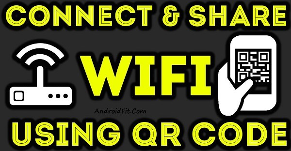 How to Generate QR Code for WiFi Password and Share with Friends 1