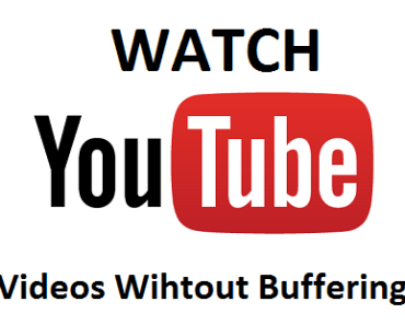 How to watch Youtube Videos without Buffering 3