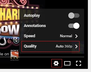 Watch youtube videos without buffering in slow internet connection (2)