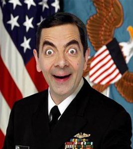 Funny-Mr-Bean-Looks-As-American-Colonel-Picture